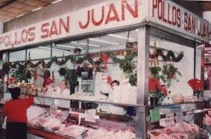 Pollos San Juan Historia